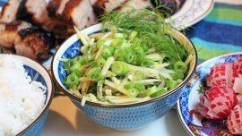Kinesisk potatis med svenska smaker