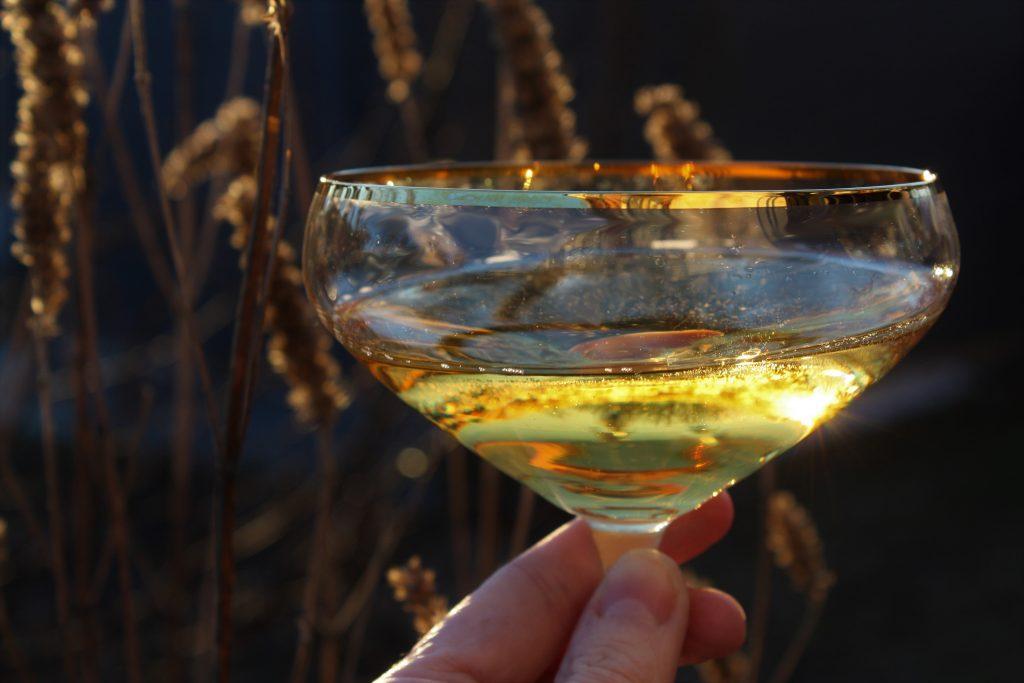 Drinken guldkant