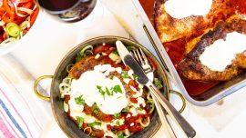 Chicken parmesan – den ultimata fredagsmaten