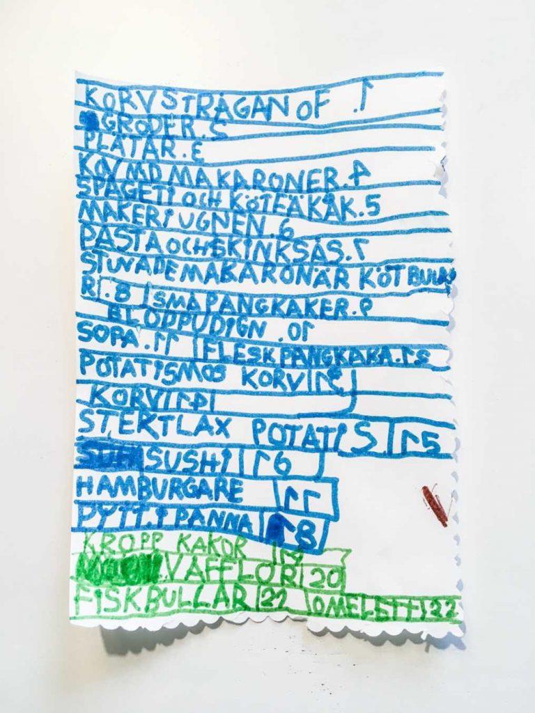 kerstins lista
