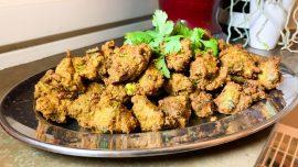 Bhaji – indiska friterade broccolibollar