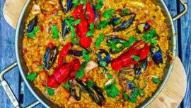 Perfekt paella – recept och tips